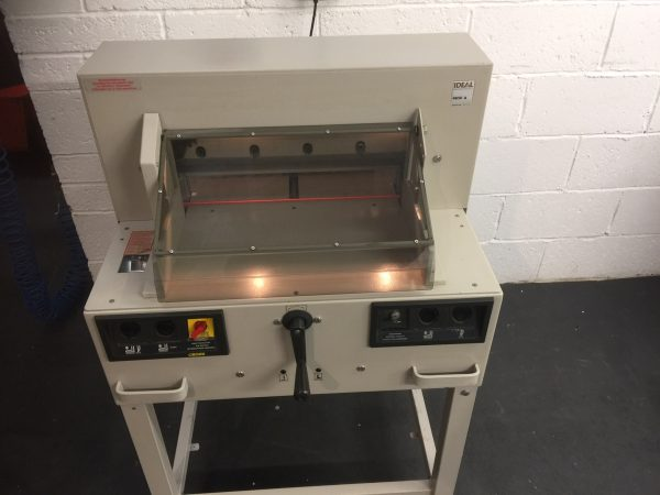 Ideal 4850A Front View