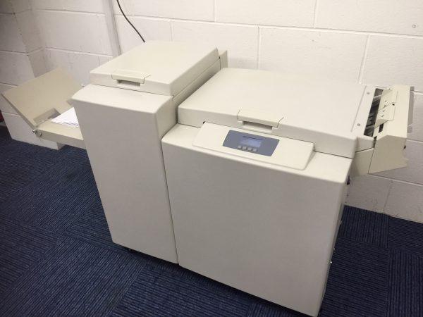 Plockmatic SR90 Bookletmaker and Trimmer