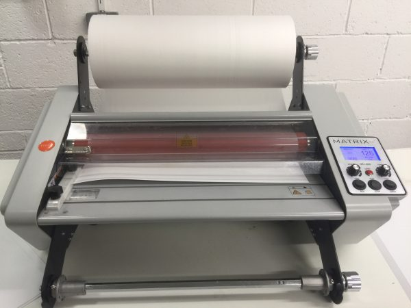Matrix Duo MD460 Laminator 1