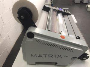 Matrix Duo Laminating Machine