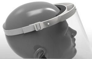 Renz Protective Face Shield   Visor   PPE
