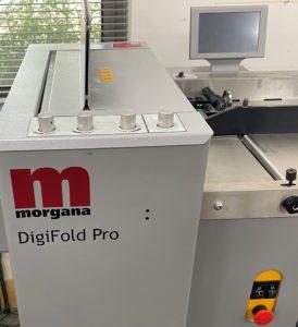 Morgana DigiFold Pro Creaser folder