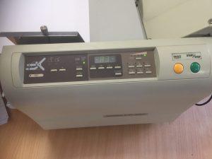Superfax PF220 Paper Folding Machine 2