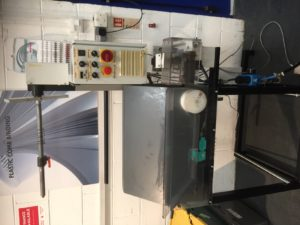 Renz HSC High Speed Wire Cutter Video