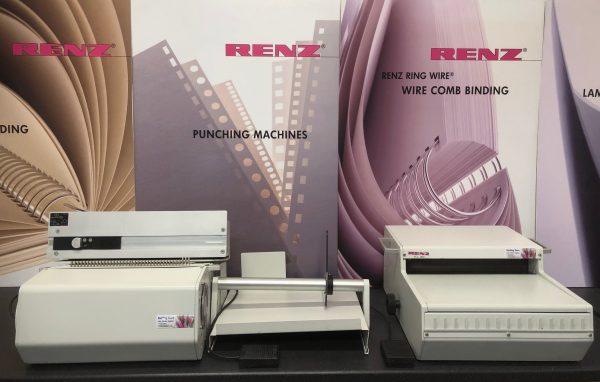 Renz DTP340A and Renz ECL360