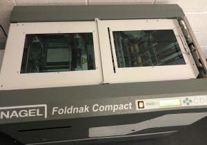 Nagel Foldnak Compact Booklet Maker
