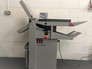 Morgana DocuFold Pro Folding Machine