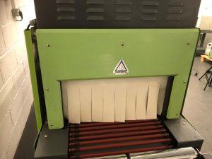 Propac Heat tunnel