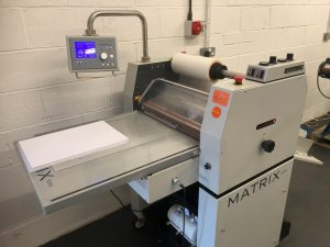 Matrix MX 530p Laminator